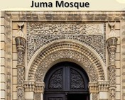 Juma Mosque Baku<BR/>English